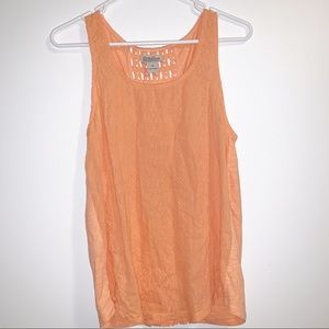 Lucky Brand Live in Love Tank Top